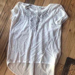 A (Miss Me) top size small